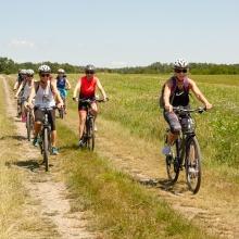 A Vas Megyei Önkormányzati Hivatal turisztikai programajánlójának kerékpáros túranapja egy, a térségben élő, profi túravezető szemével: